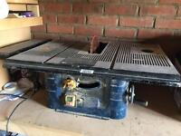 Macalister Table Saw