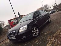 Toyota Avensis T3,1.8 AUTO 2004,Warranted Miles,65k,HPI Clear,2 Owners,Full Service History £1795