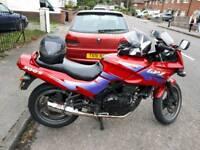 Hi im selling my Kawasaki gpz 500s