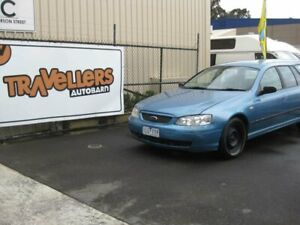 2006 Ford Falcon Wagon - Dealer used with Warranties Banksmeadow Botany Bay Area Preview