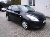 2011 Suzuki Swift SZ2 3 door *** damaged repairable *** £30 tax ***