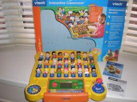 Vtech Interactive Classroom