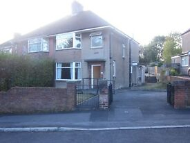 3 Bedroom Semi Detached House in Lammack Blackburn Lancashire £625pm