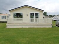 2013 Delta Serenity lodge on Bure Village complete with decking £65,000