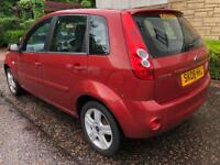 08reg 1 year mot Ford Fiesta 1.4 zetec climate 5 door t/belt and water pump changed