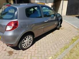 Renault Clio dynamique tomtom