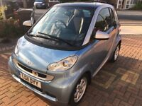 Smart 4-2 Passion Coupe CDI with lots of extras !!