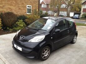 breaking peugeot 107 56reg and skoda fabia 06 all parts available may sell complete, £1.00 wheel nut