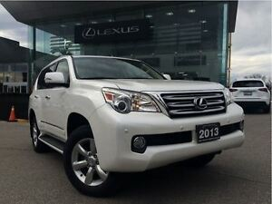 2013 Lexus GX 460 Premium Pkg AWD Nav Back Up Cam Leather