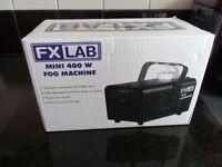 FX LAB FOG MACHINE (new)