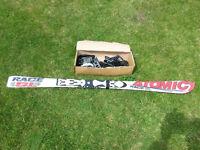 Skis Atomic Race SL12 155cm with bindings