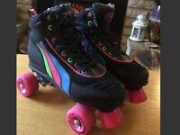 Rio roller quad skates roller boots