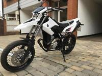 Yamaha WR 125 X 2014 in Mint condition for sale £2850