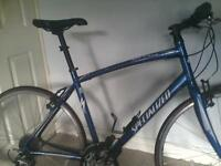 specialized sirrus adults road bike was £430 new