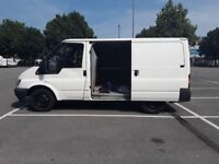 2004 Ford Transit called Willy