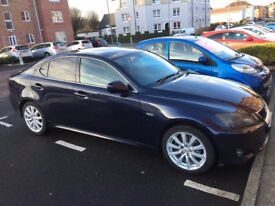 £2490 LEXUS IS 250 SE-L AUTO FOR SALE