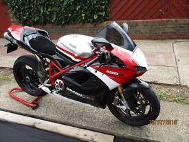 Ducati 1198 S CORSE