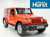Jeep Wrangler CRD OVERLAND UNLIMITED (orange) 2015-04-29