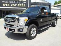 2011 Ford F-250 XLT DIESEL LOADED 4X4