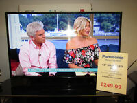 "EX DISPLAY PANASONIC VIERA 42"" FULL HD LED SMART TV"