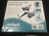 Peddle Exerciser new and boxed