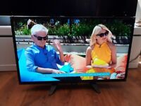 PHILIPS 32-inch LED HD TV,built in Freeview HD, EXCELLENT Condition