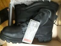 Brand New, Metal Free, Light Weight, Safety Boot, , Size 9 , Blackrock CF0709