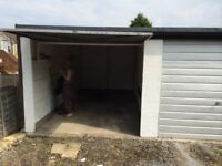 Lock Up Garage To Let