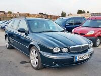 2005 Jaguar X-Type Estate Auto 2.5 V6 AWD 4x4 Low Miles WARRANTY