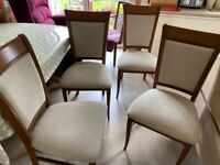 G Plan Dining Room Chairs