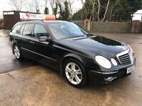 2008 Mercedes E320 CDI Avantgarde Estate Auto **FINANCE AND WARRANTY** (530d,a6,passat)