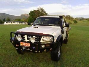 2006 Nissan Patrol Ute Aratula Ipswich South Preview