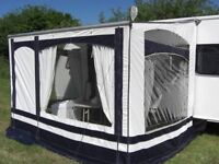Quest roll out awning
