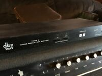 DBX 150 Noise Reduction Unit