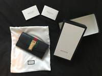 Authentic Brand New Gucci Wallet Women 2018 Model With Receipt And Box