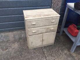 Shabby Chic Wooden Cabinet Storage Units Cupboard Bedside Table
