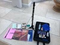 Yamaha YCL-255S Bb Clarinet for sale