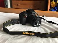Nikon D3300 18-55 VR Kit Boxed