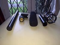 Rode NTG2 Directional Shotgun Microphone - With Extras! Good Price!