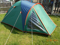torino 2 man tent & extras