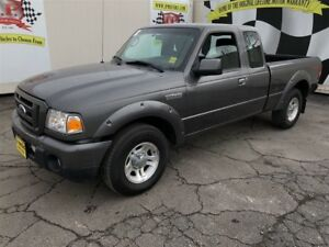 2011 Ford Ranger Sport, Extended Cab, Automatic, 127, 000km