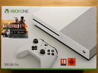 BRAND NEW Xbox One S 500GB
