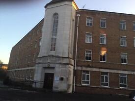 One bed student flat/room to let