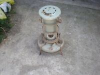 Vintage paraffin heater