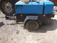 Blue Compressor