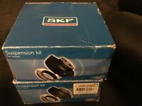 SKF Set of two shock absorber bearings FIAT PUNTO VKDA 35221 T