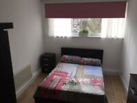 LARGE DOUBLE ROOM IN CLEAN AND PROFESSIONAL PROPERTY - £200PW