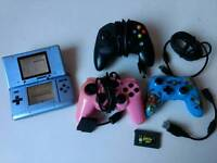 Job lot / Bundle of xbox 360 / Ps2 nintendo Ds controllers console