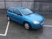 2004 Vauxhall corsa 1.0 12v group 1 insurance
