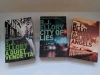 3 R.J. Ellory Novels
